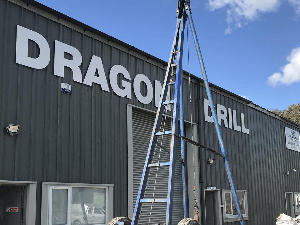Rig 12 Pilcon Cable Percussion rig