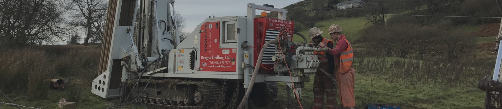 Borehole Drilling | Water Borehole Construction | Dragon Drilling